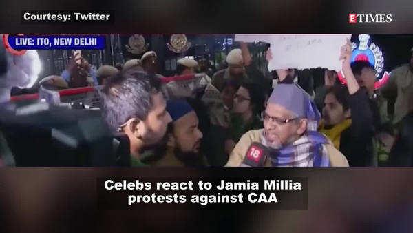 jamia protest swara bhasker vikrant massey soni razdan and others react on delhi police action against students