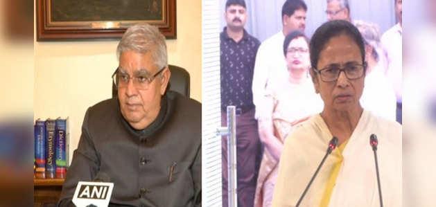 पश्चिम बंगाल: विरोध प्रदर्शन में मुख्यमंत्री के शामिल होने से राज्यपाल नाराज, ममता को किया तलब