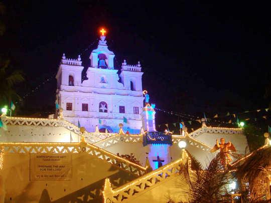 गोवा में क्रिसमस सेलिब्रेशन
