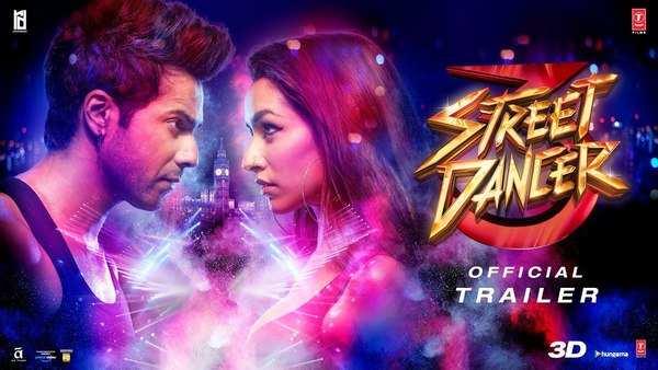 watch street dancer 3d trailer