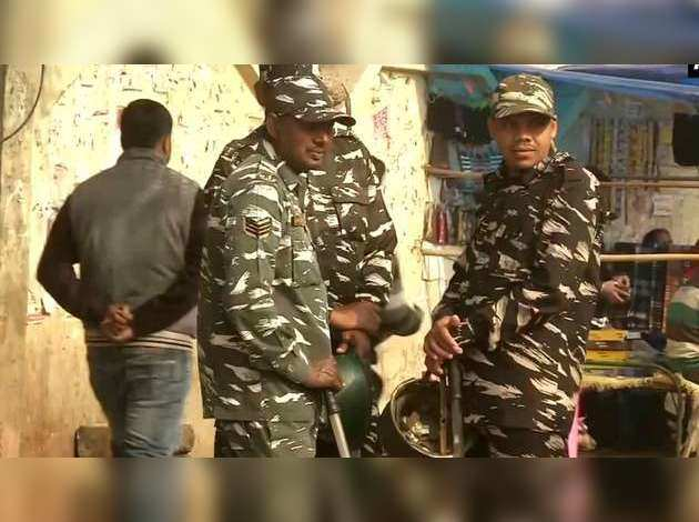 नागरिकता कानून के खिलाफ विरोध प्रदर्शन के चलते उत्तर-पूर्वी दिल्ली में धारा 144 लागू