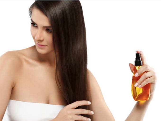 बाल की हर प्रॉब्लम से बचने का बेस्ट तरीका है- हेयर ऑइल
