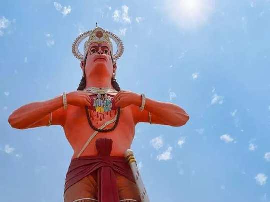 ഹനുമാന്റെ സ്ത്രീ രൂപം കണ്ടിട്ടുണ്ടോ? ഇവിടേക്ക് വരൂ