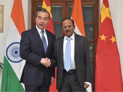 भारत-चीन के विशेष प्रतिनिधियों के बीच हुई बैठक