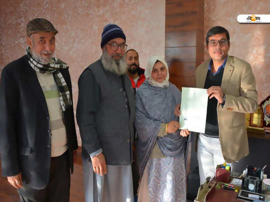 A Pakistani woman granted Indian citizenship