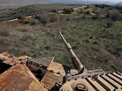 सीरिया में संघर्ष की स्थिति जारी