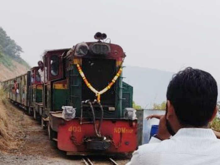 matheran-mini-train