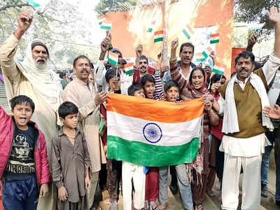 CAA से काफी खुश हैं पाकिस्तान से आए शरणार्थी