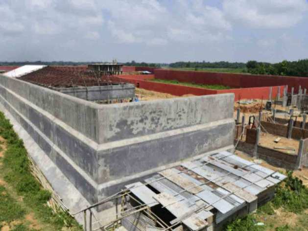 असम में नया डिटेंशन सेंटर बनाने की स्वीकृति।