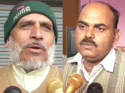 फिरोजाबाद में पुलिसकर्मी को हाजी कादिर ने बचाया