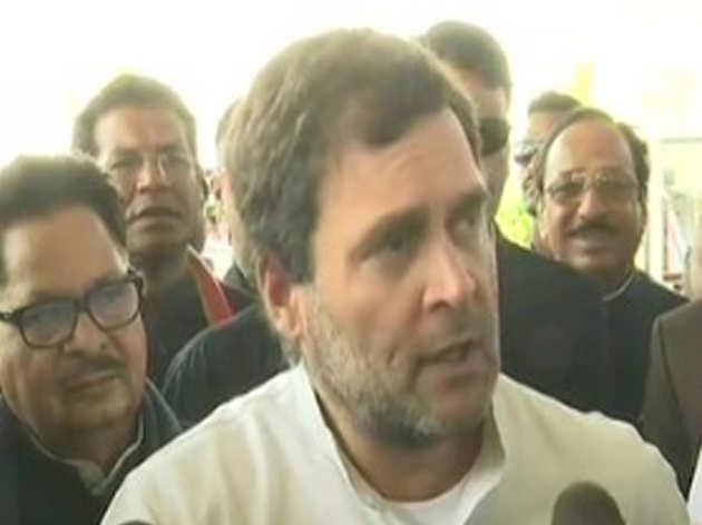 एनआरसी हो या एनपीआर दोनों गरीबों पर टैक्स जैसा: राहुल गांधी