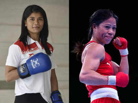 Mary-Kom-vs-Nikhat-Zareen