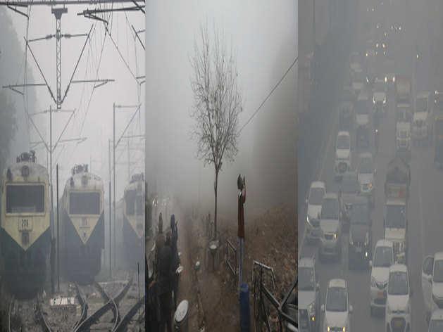 भीषण सर्दी में कैसा है उत्तर भारत का हाल