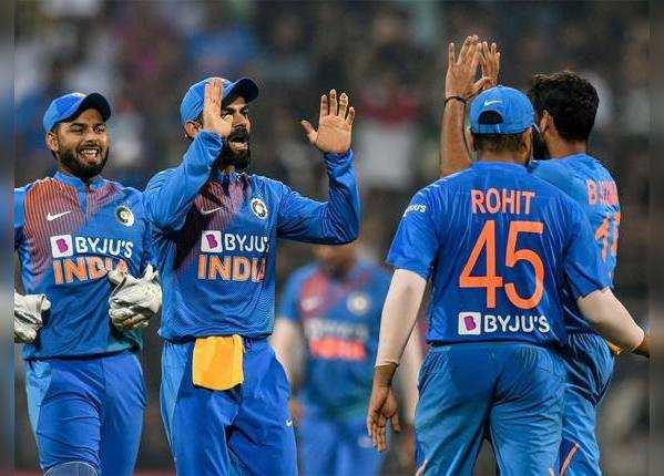 भारतीय टीम का टी20 रेकॉर्ड