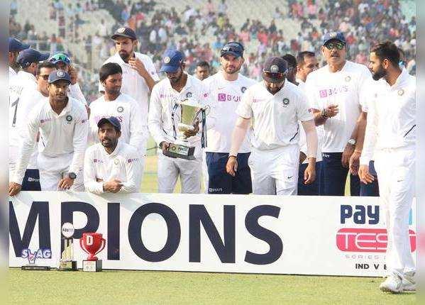 टीम इंडिया का रेकॉर्ड रहा बेस्ट