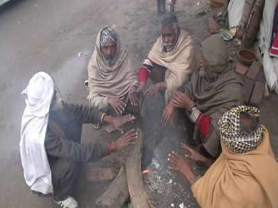 लुधियाना में कड़ाके की ठंड