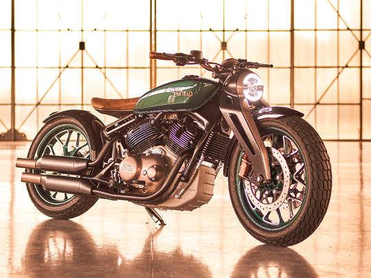 Royal Enfield KX Concept