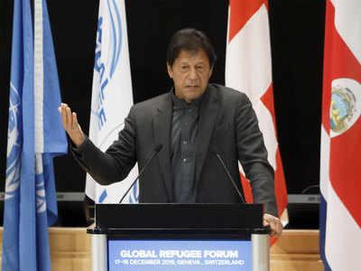 कश्मीर पर बाज नहीं आ रही इमरान सरकार