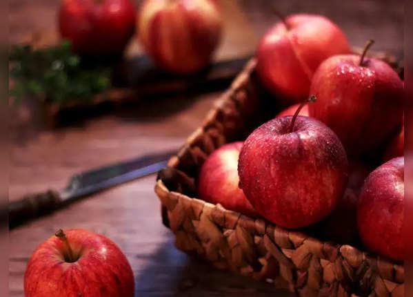 सेब है अच्छा विकल्प