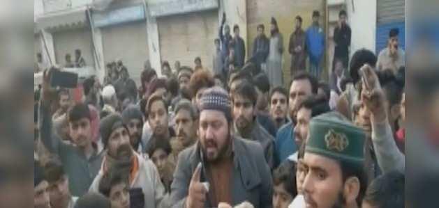 पाकिस्तान में भीड़ ने ननकाना साहिब गुरुद्वारे पर किया हमला