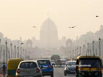 राजधानी में 6 जनवरी तक प्रदूषण का स्तर बना रहेगा बेहद गंभीर