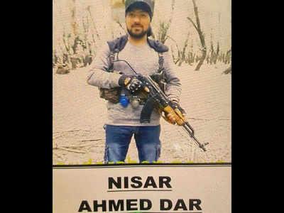 निसार अहमद डार (फाइल फोटो)
