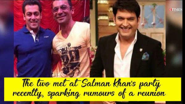 sunil grover talks about reunion rumours with kapil sharma
