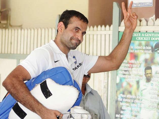 'स्विंग के किंग' इरफान पठान ने क्रिकेट से संन्यास लिया