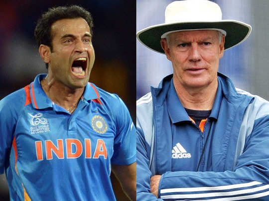 irfan pathan and greg chappell