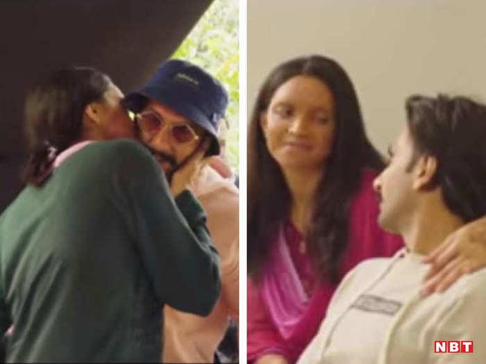 दीपिका पादुकोण और रणवीर सिंह