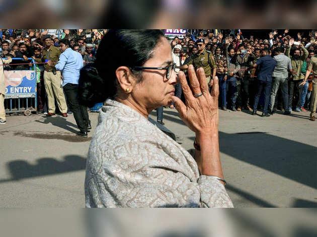 जेएनयू हिंसा: ममता बनर्जी ने छात्रों के साथ मारपीट की निंदा की