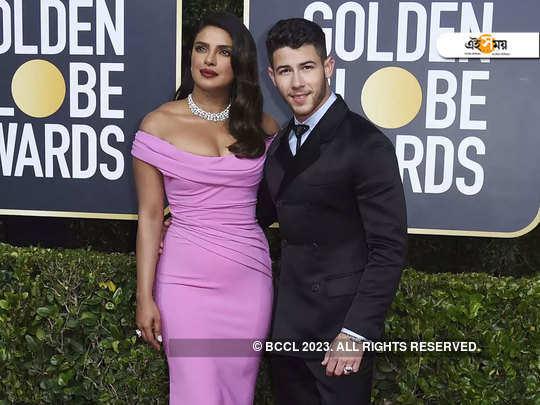 Golden Globes 2020: Priyanka Chopra and Nick Jonas look like Hollywood royalty at red carpet