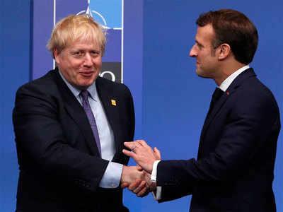 ब्रिटेन, फ्रांस और जर्मनी ने संयुक्त बयान जारी किया