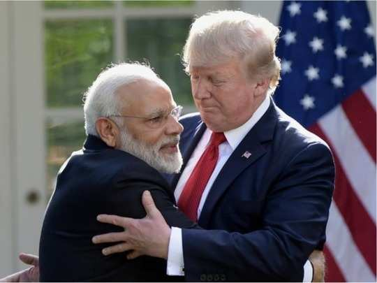 modi trump: மோடி - ட்ரம்ப்: பேசிக்கொண்டது ...