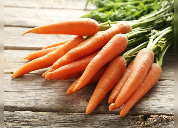कच्ची गाजर