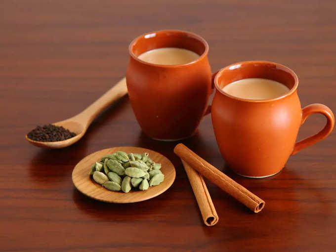 चाय के शौकीन हैं तो सर्दियों में पिएं यह स्पेशल चाय