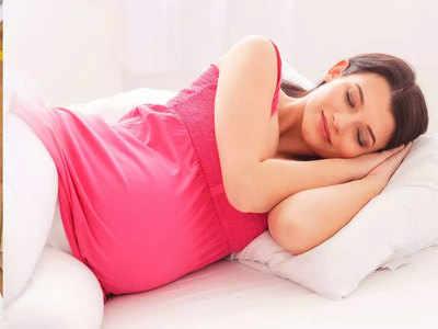 प्रेग्नेंसी में सोने का सही तरीका
