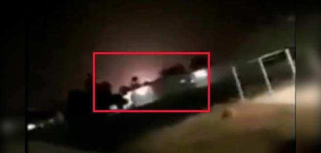देखें, एक के बाद एक यूं ईरान ने अमेरिकी बेस पर दागीं दर्जनभर मिसाइल