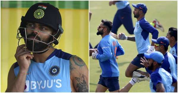 virat kohli hints prasidh krishna to be part of indias world cup squad