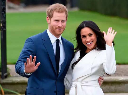 शाही परिवार छोड़ेंगे प्रिंस हैरी और मेगन मर्केल