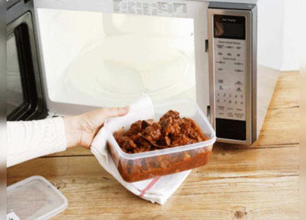 चिकन को दोबारा गर्म न करें