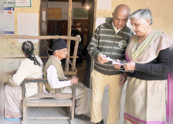 घर बैठे वोटिंग कर सकेंगे बुजुर्ग