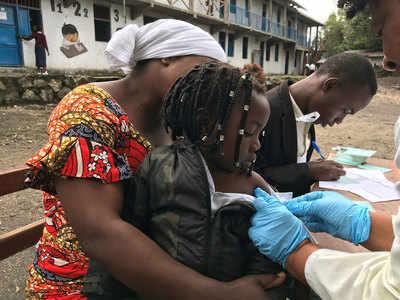 कांगो में WHO की ओर से चलाए जा रहे कई मिशन