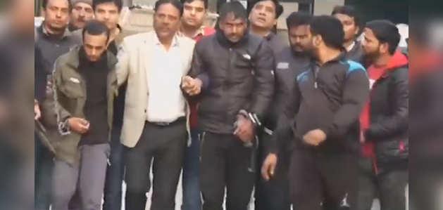 दिल्ली पुलिस ने किया IS मॉड्यूल का खुलासा, तीन संदिग्ध आतंकी अरेस्ट