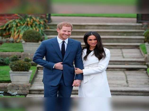 शाही परिवार के वरिष्ठ पद छोड़ेंगे प्रिंस हैरी-मेगन मार्केल