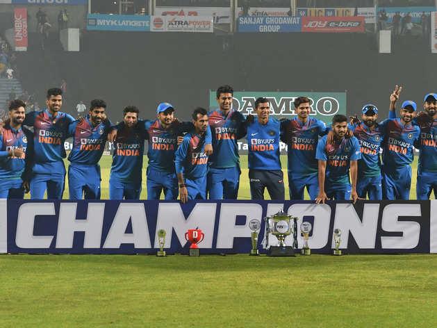 IND vs SL : पुणे में भारत विजयी, साल की पहली सीरीज भी जीती
