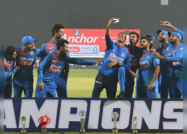 श्रीलंका पर जीत का रेकॉर्ड