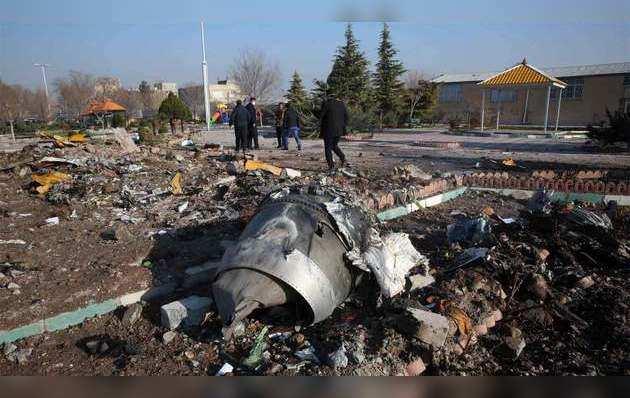 ईरान ने कबूला: धोखे से मार गिराया यूक्रेन का विमान