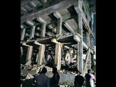 बोईसर में भयानक धमाका