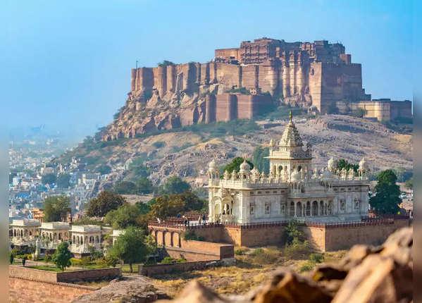 क्या आपको पता है जोधपुर को क्यों कहते हैं ब्लू सिटी?